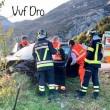 Dro - incidente - vigili del fuoco 01
