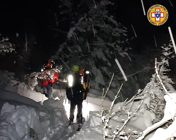 Soccorso Alpino e SAGF Madesimo