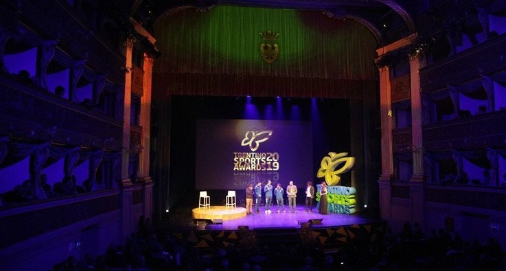 Trentino sport awards 2019