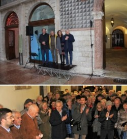 Trento - palazzo Trentini- Saraceni