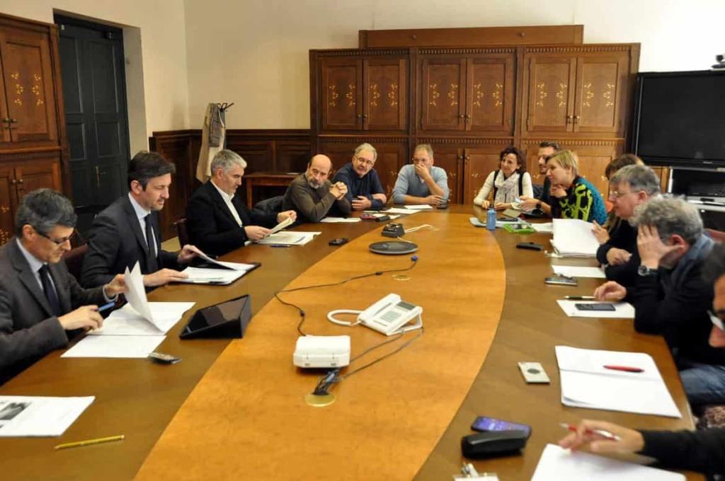 Trento sindacati - Provincia