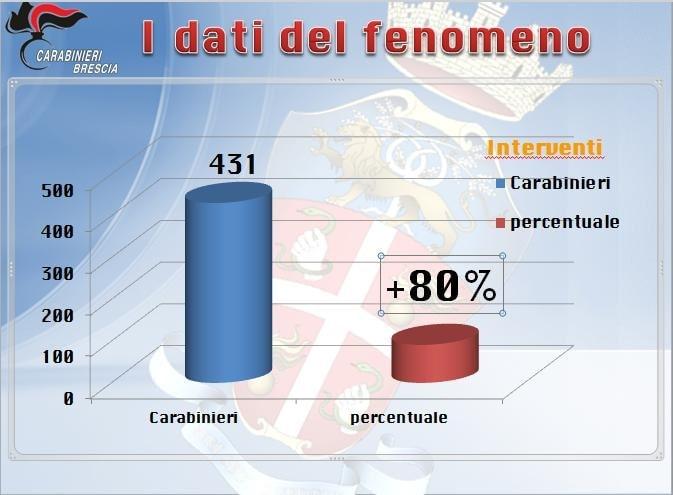 Violenza su donne - carabinieri Brescia 02