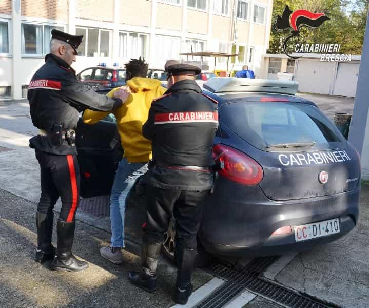 carabinieri - Brescia
