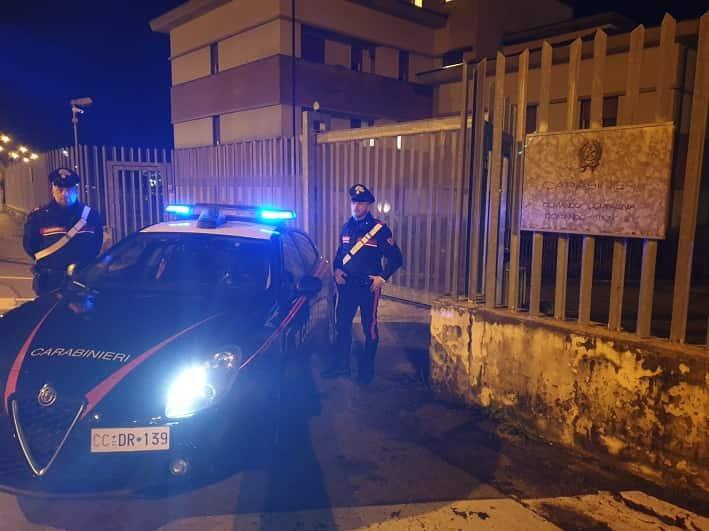 carabinieri Radiomobile Borgo Valsugana