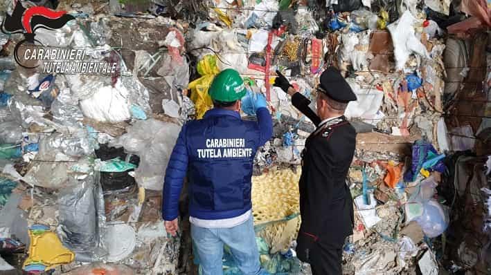 carabinieri - Tutela ambientale
