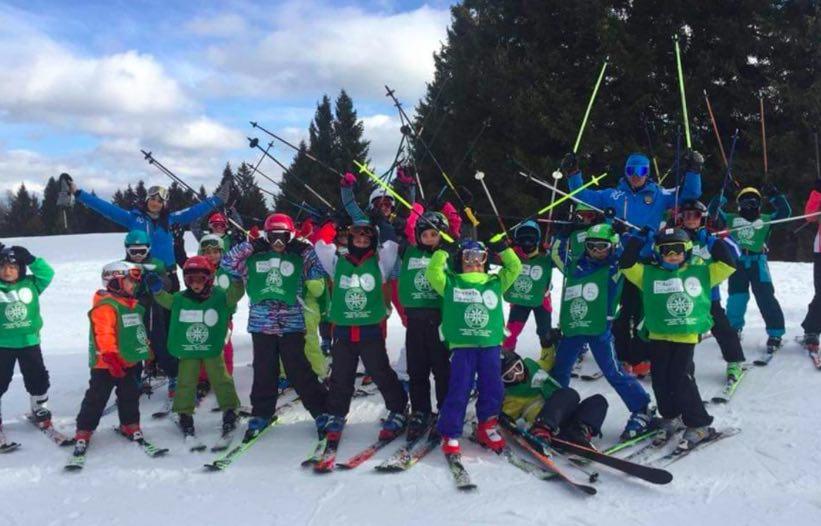 folgaria scuola sci