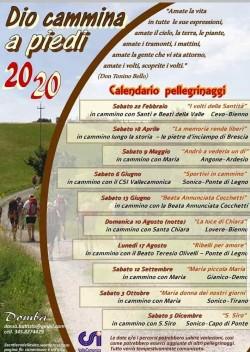 Pellegrinaggi - 2020