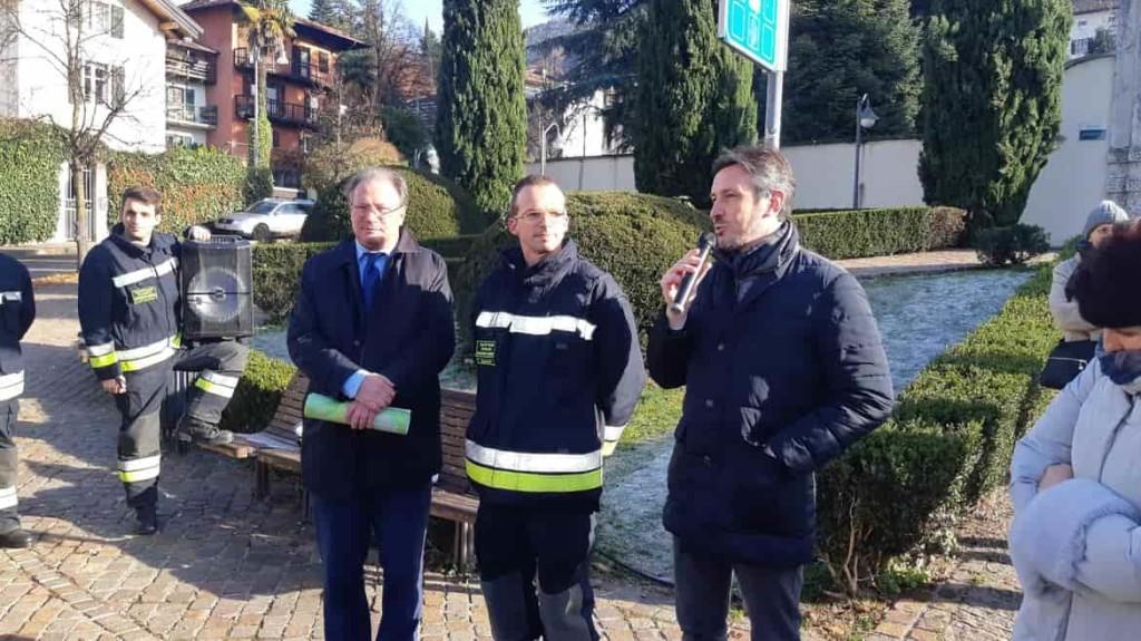 Vigili del fuoco - festa Villazzano