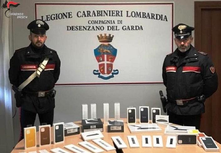 carabinieri Desenzano del Garda