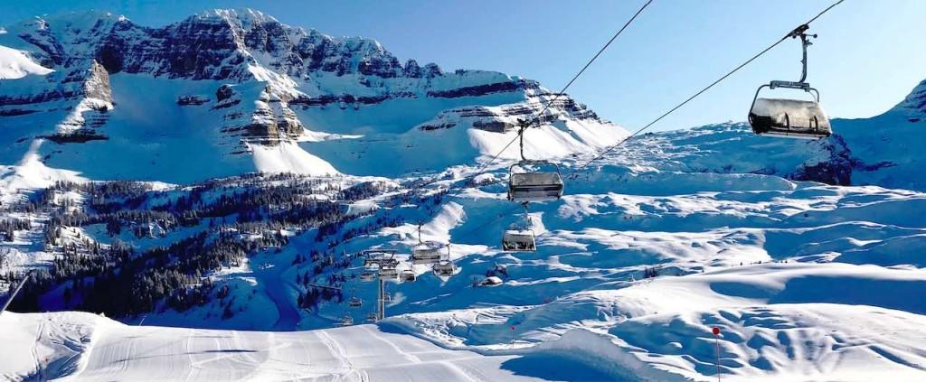 piste sci neve campiglio