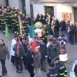 Breno - funerali Farisoglio