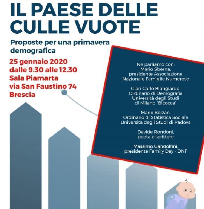 Brescia convegno famigla day