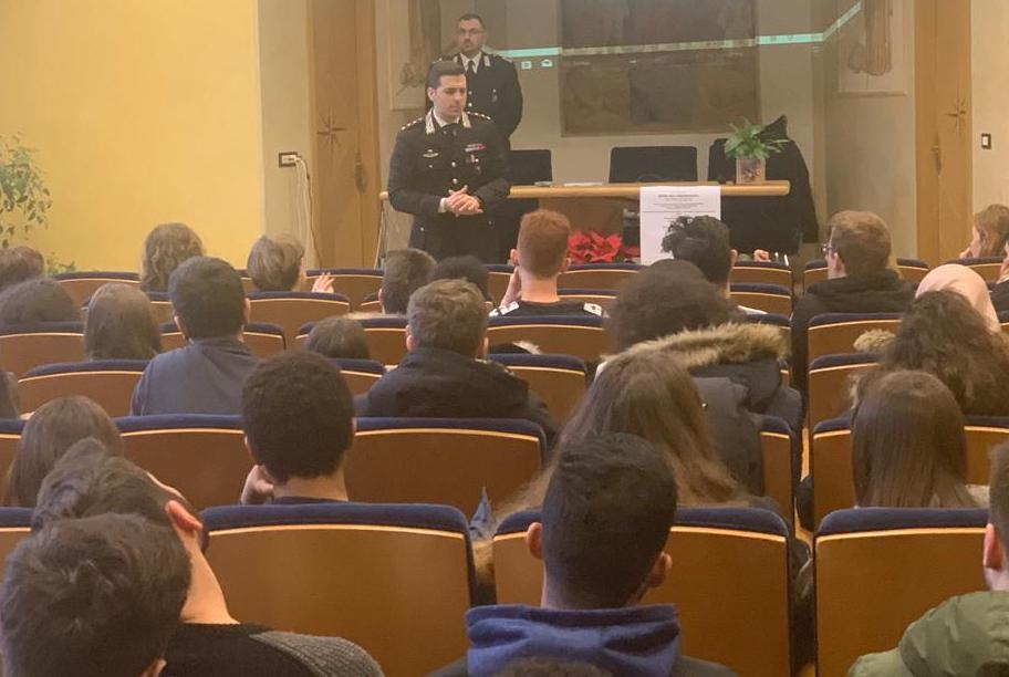 Carabinieri - provveditorato Brescia