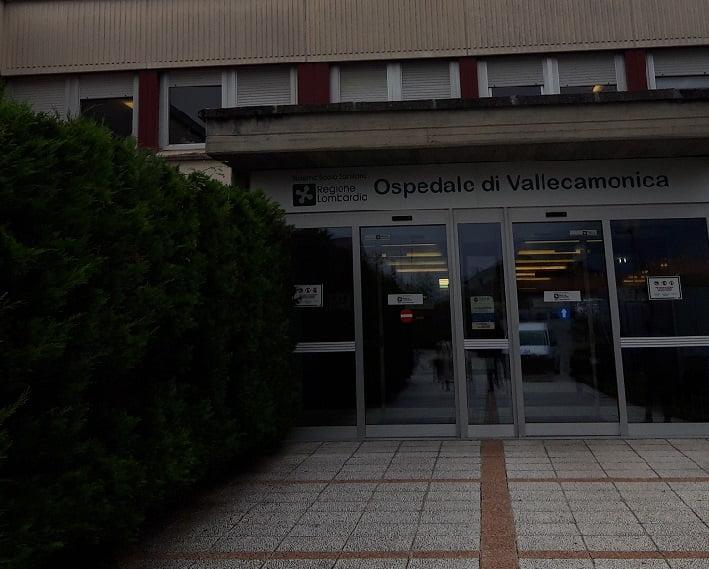 Esine - ospedale Valle Camonica Gdv