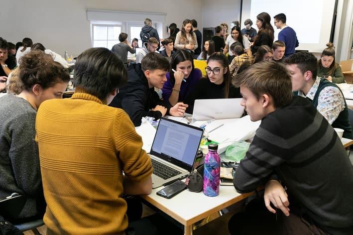 Klimahouse 2020 - studenti credit foto Marco Parisi