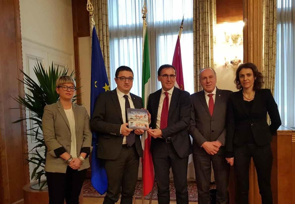 Trento - Provincia - ministro