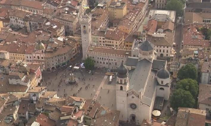 Trento - panoramica - Gdv