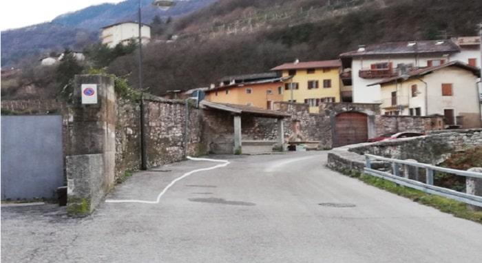 Trento parcheggi Vela