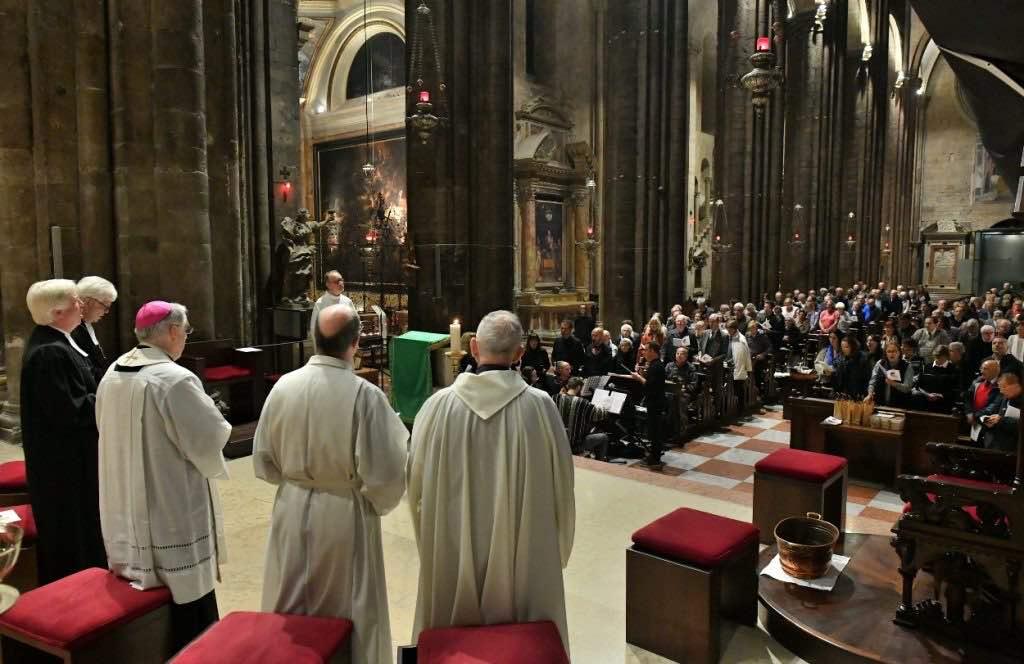 trento duomo preghiera ecumenica