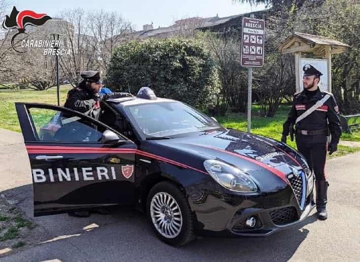 Brescia - carabinieri