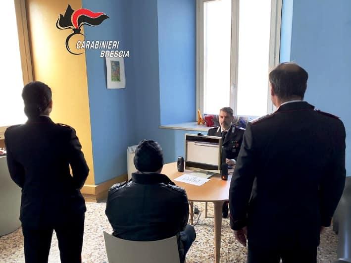 Convalida telematica - carabinieri Brescia