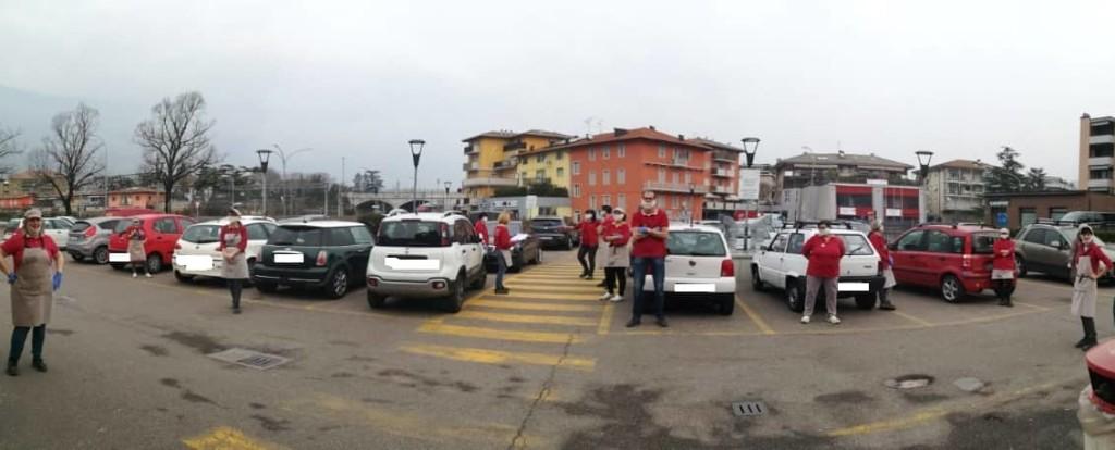 Poli - protesta - Rovereto