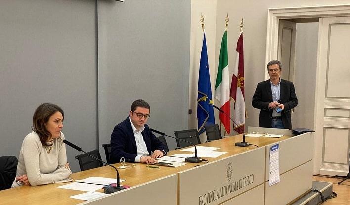 Trento Segnana - Fugatti - Pedrotti