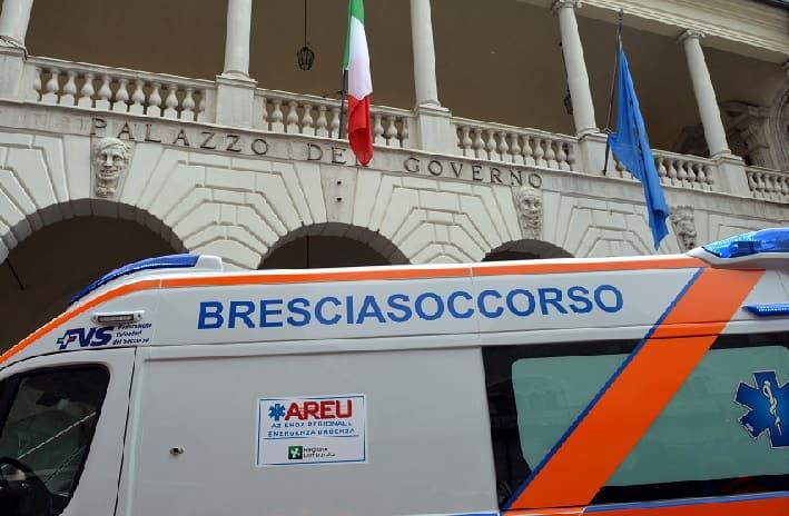 Bresciasoccorso - ambulanza