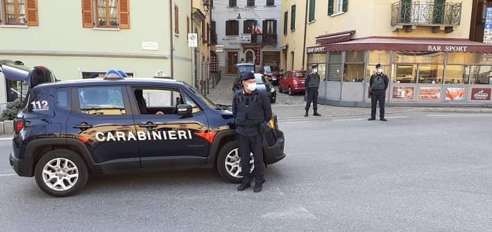 Controllo - Edolo - carabinieri