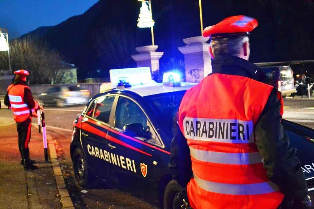 carabinieri notte controllo large