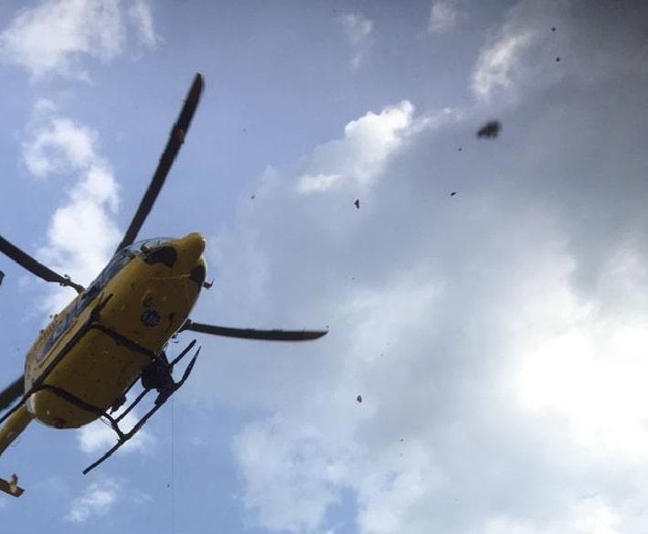 Elicottero 118 - Lombardia - Gdv