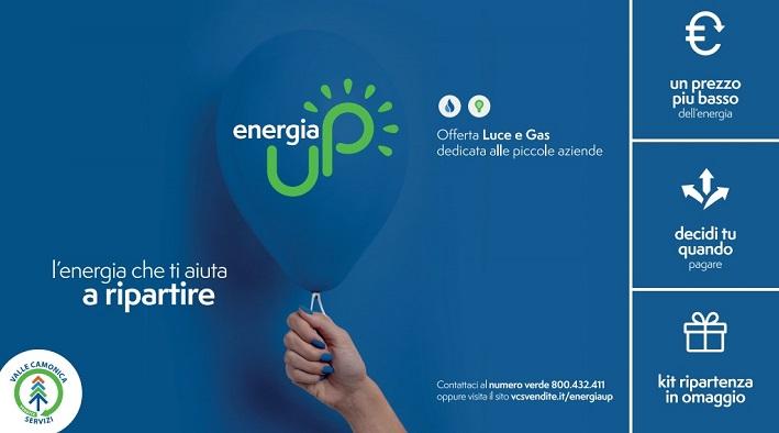 Energia Up - Valle Camonica Servizi Vendite 1