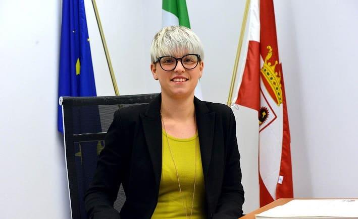 Giulia Zanotelli assessore