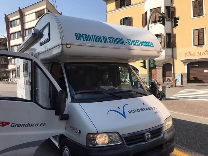 Operatori di strada Volontarius onlus