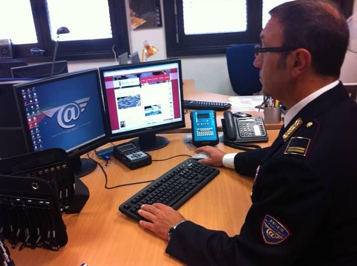 Polizia Postale e Comunicazioni Gdv