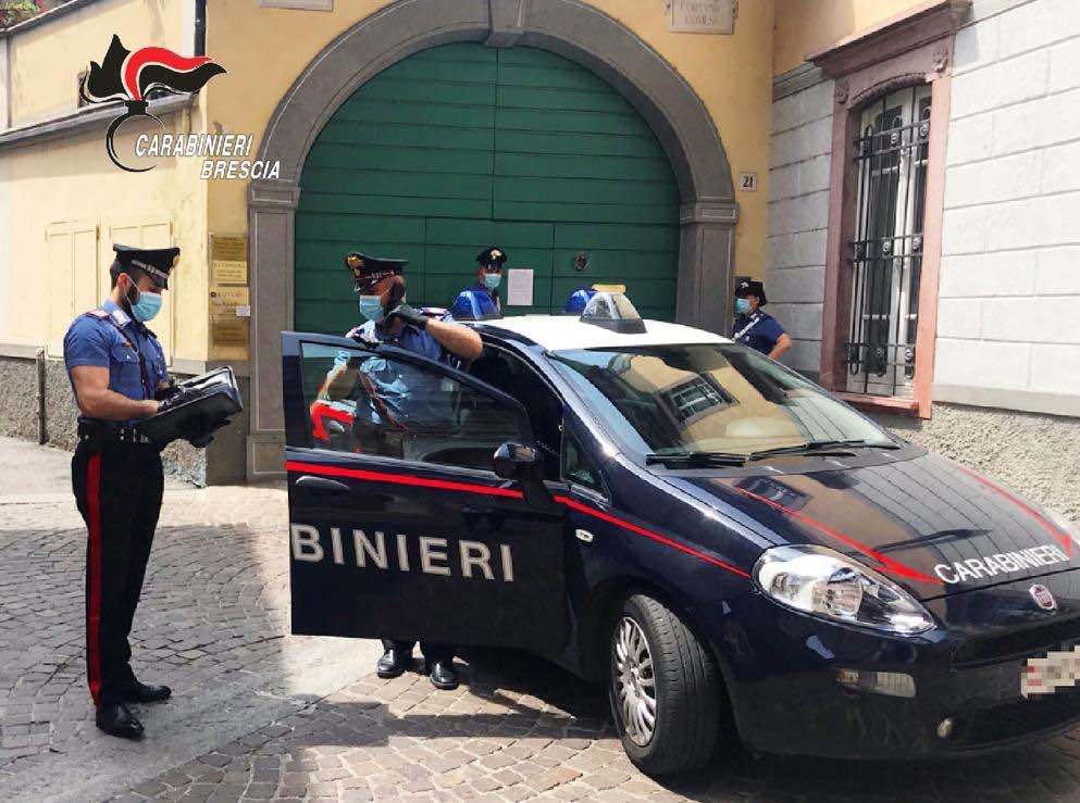 carabinieri travagliato