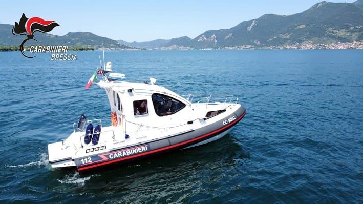 Carabinieri - Lago Iseo