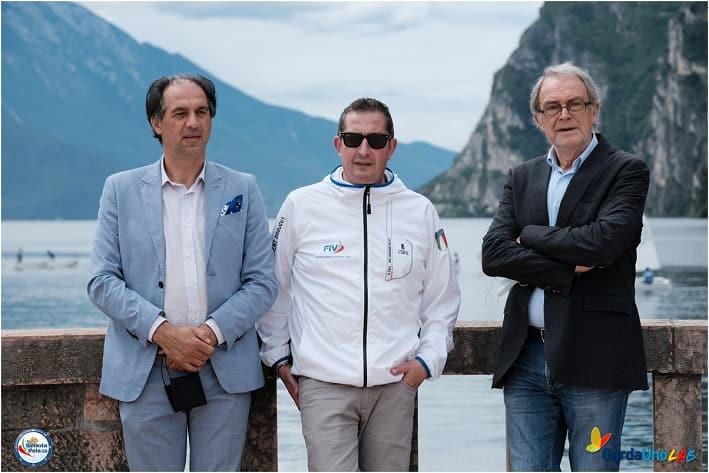 Circolo Vela Riva e Surg Torbole Bergamaschi - Ettore - Vivarelli