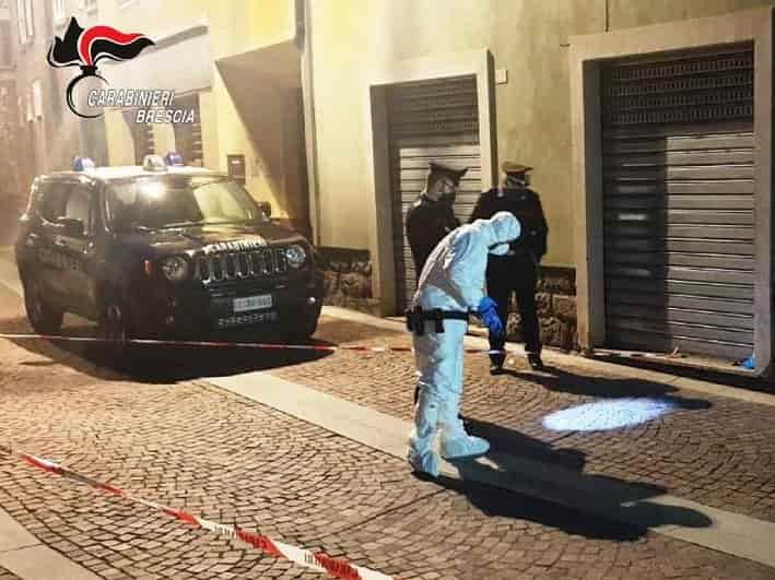 Esine omicidio - carabinieri 2