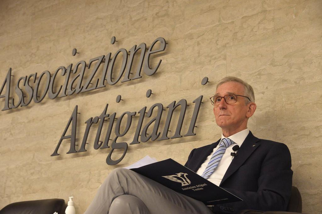 Marco Segatta fb associazione artigiani trentino