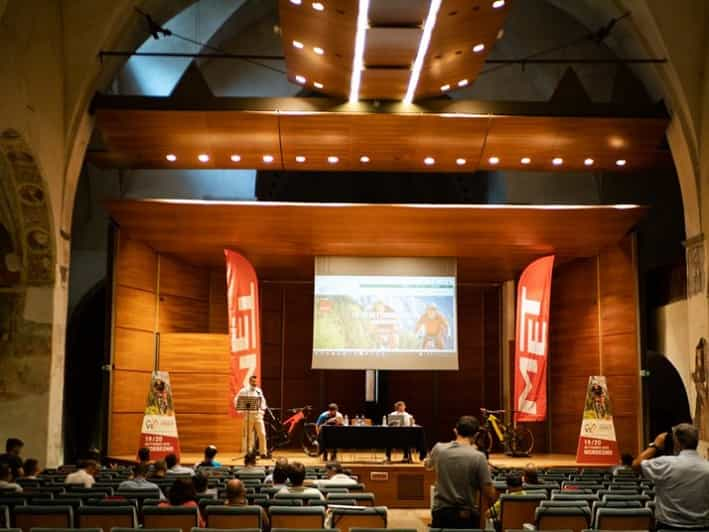 Valtellina ebike - conferenza stampa