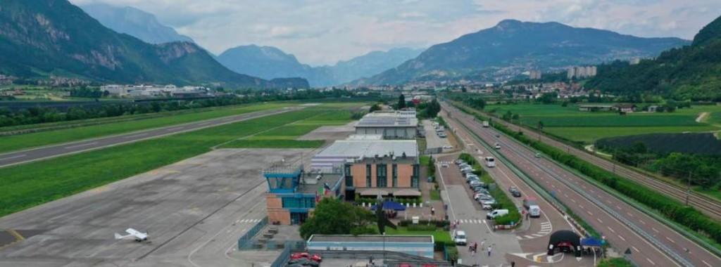 aeroporto caproni gdv trento