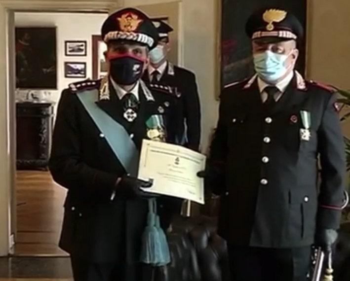 carabinieri - premio - Gussago