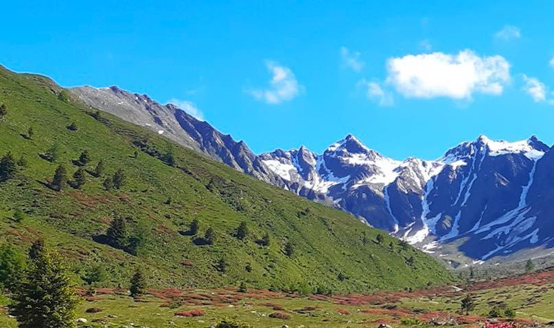 valtellina parco stelvio montagne gdv