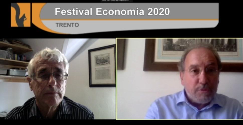 Colin Crouch festival Economia