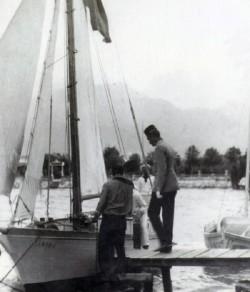 Francesco Ferdinando D'Asburgo foto 1910