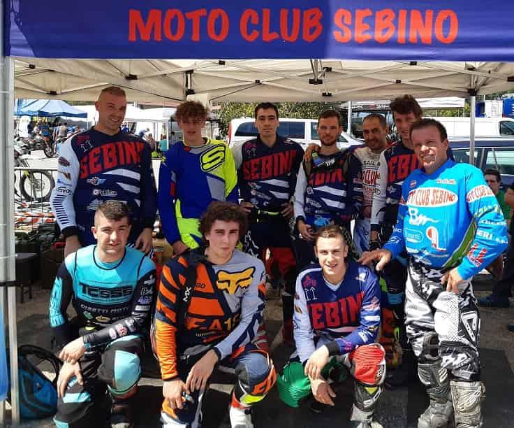 Moto Club Sebino territoriali 2020