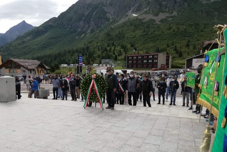 Passo Tonale - cerimonia