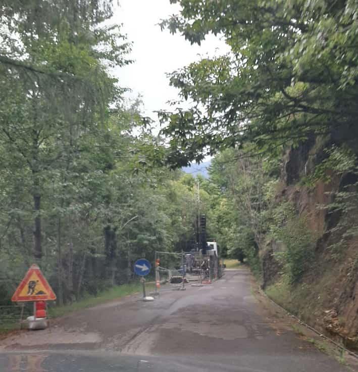 Strada Monte Colmo Edolo - Gdv