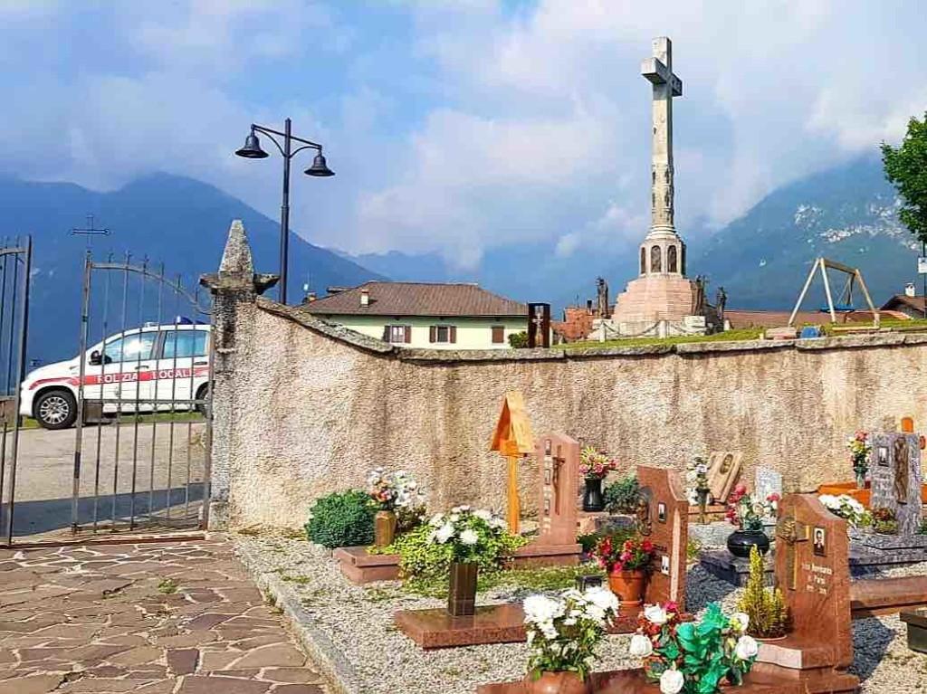 cimitero santa croce